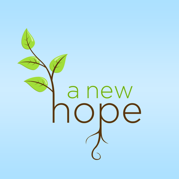 A New Hope Logo Design by NoSmokingBandit