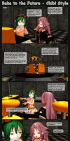 BAKA TO THE FUTURE - part 1 by Trackdancer