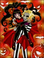 My Beloved Monster And Me by pizet