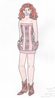 Project Runway Season 8: Other people's clothes by AVPMismylife