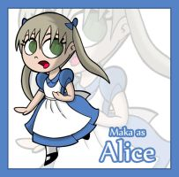 SW-Chibi: Alice by JaviDLuffy
