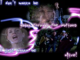 Buffy OMWF Wallpaper by elflor by TheBuffyClub