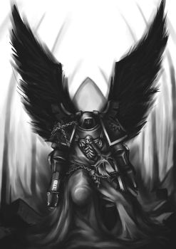 Angel of Death by cmartek