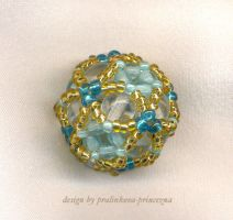 Beaded ball deluxe by pralinkova-princezna