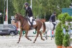 3DE Show Jumping Trotting Out Relaxation Stock 68 by LuDa-Stock