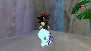 Chao With Sonic Doll (2) by UKD-DAWG