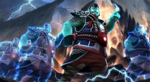 Dota 2  Lets Dance to Victory by Luches