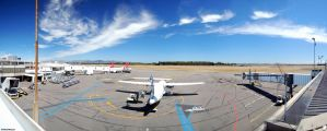 Christchurch Airport 2 by ThEReAlWaZzAr