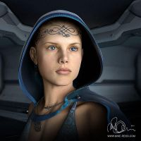Andromeda by mike-reiss