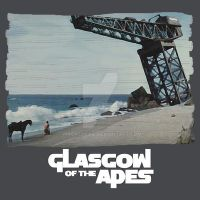 Glasgow of the Apes by MacNeacail