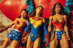 Wonder Woman Action Dolls by deepgrounduk