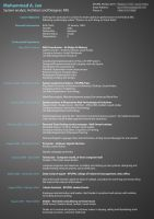 CV Resume by Edmund-B
