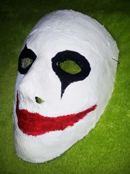 Joker / Crow like Mask by MustageIce
