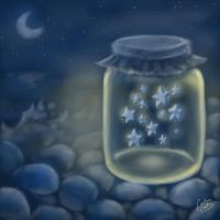 Jar of Stars by NAD-LifeOfficial