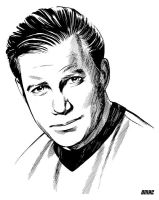 James Tiberius Kirk by D-MAC