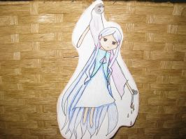 Paper child(?) #1 by candyhacker