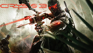 Crysis 3 Wallpaper by Slydog0905