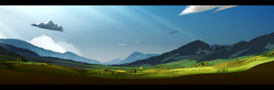 BG frenchMountain HD version !!! by cyrilcorallo