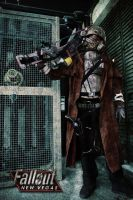 NCR Ranger - At Ease... by JayCosplay