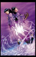 Wonder Twins by xXNightblade08Xx