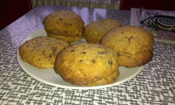 Chocolate chip Cookies by Askhran