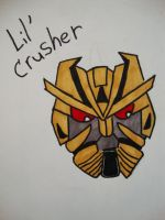 Lil' Crucher by Kcook6