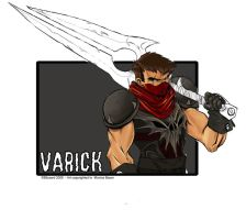 Varick Colors by syphonfx
