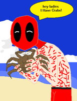 Who Wants Crab For Lunch by V1EWT1FUL
