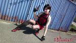 Ada Wong Biohazard 4 The Mercenaries outfit IV by Rejiclad