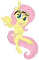 Flutter Goggles by HamaTTe