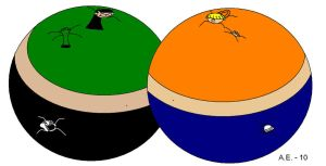 Numbuh 3 and Numbuh 4 inflated by ZigZag123