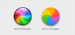 OS X El capitan gets a new beach ball of death by MacMachine95