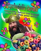 Psychedelic Cereal by bexter