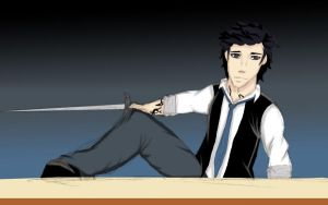 Will Herondale by ssj2girl