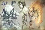 Sketchbook- More Wolverine by AenTheArtist