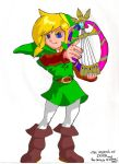 TLoZ oracle of seasons_ages by asps95
