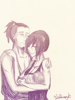 TLA: Together by Mylla-Peppers23