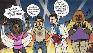 L4D2: X Marks the Lunatics by sparkyHERO
