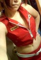 Meiko Cosplay Preview by plu-moon