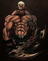 Krauser by ZombPunk