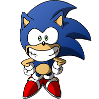 Project 20 Sonic by adamis