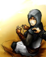 AC:altair as a children by resave