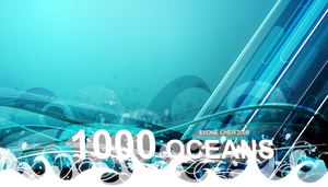 1000 Oceans by melandollic