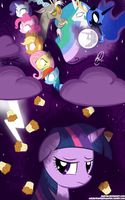 Twilight's nightmare by PPDraw