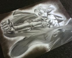 Edward Elric by Ronstadt