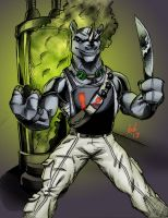 Rocksteady (Colors) by cubanBrouse