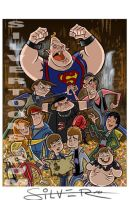 THE GOONIES by stephensilver
