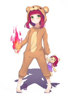 Reverse Annie by sushiroe