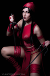 The red ninja by Yukilefay