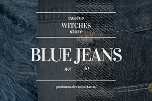 26 Blue jeans.jpg by 12WitchesStore